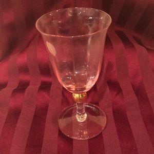 Lenox Wine/Water Goblets